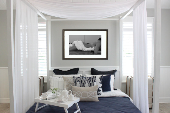 Would you hang your boudoir photos in your home?