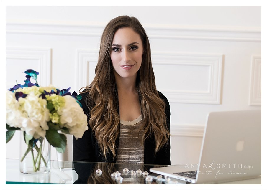 A Personal Branding Session  – Tanya Smith Photography